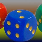 average dice