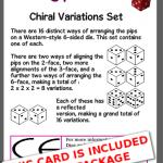 card - chiral variations
