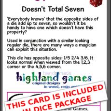 card not seven