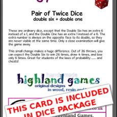 card twice pair