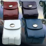 leather dice case colours choice