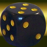nontransitive dice (set of 3)