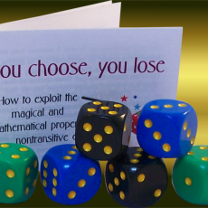 nontransitive dice – -Double Whammy
