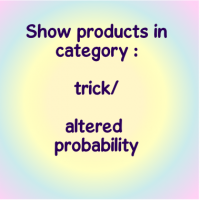 altered probability