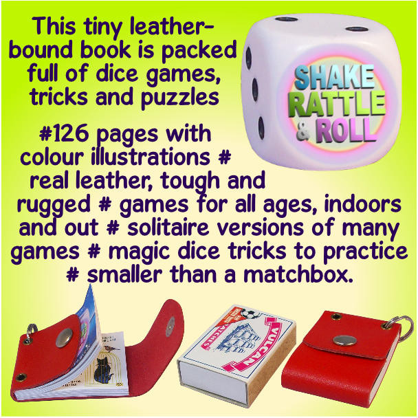 Shake Rattle and Roll (book only)