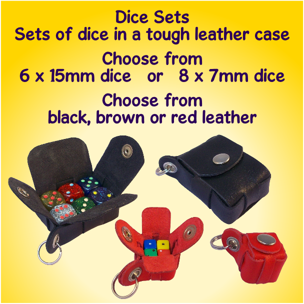dice cases